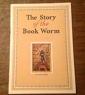 RARE The Story of the Book Worm, Leary's Book Store Philadelphia