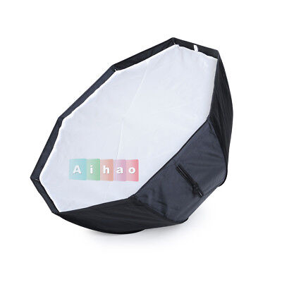 "80cm 32"" Professional Octagon Flash studio Softbox Umbrella Reflector Speedlite"