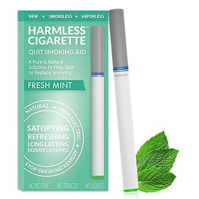 New Therapeutic Quit Smoking Aid To Help You Stop Smoking / Harmless Cigarette