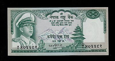 Nepal  100  Rupees ( 1972 ) Pick # 19  Unc Banknote.