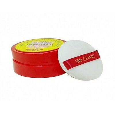 [3W CLINIC] Natural Make Up Powder (DoDo Red Box)  30g / Korea Cosmetics