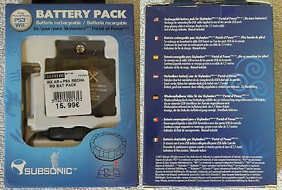 Pack Batterie rechargeable pour SKYLANDERS - PS3 / Wii