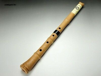 Japanese Famous SHAKUHACHI YUU Size  1.8 / Key of D Beginners Use Waterproof