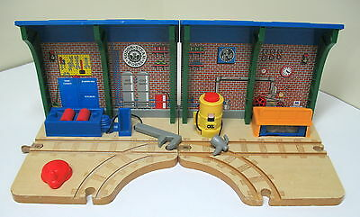 Thomas & Friends, Wooden Sodor Steamworks, Learning Curve 2009, VGUC