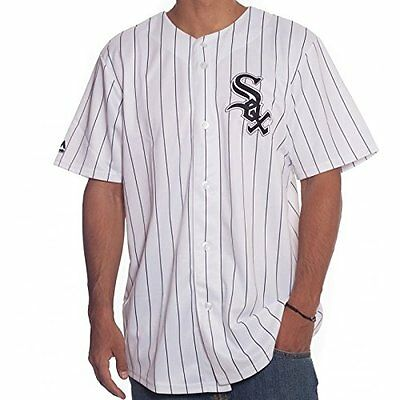 MLB Baseball Trikot Jersey CHICAGO WHITE SOX weiß Home von Majestic M67
