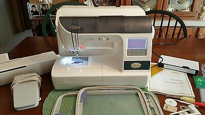 Baby Lock Ellure Computerized Sewing  and embroidery machine