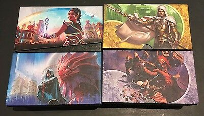 Lote 4 Fat pack VACIO EMPTY MTG Theros Journey into nyx Return to Ravnica Kalade