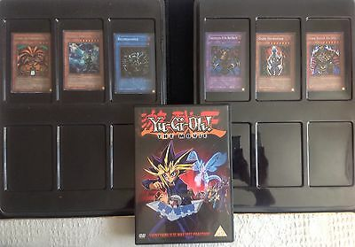 Yugioh | Master Collection comes with Yugioh The Movie