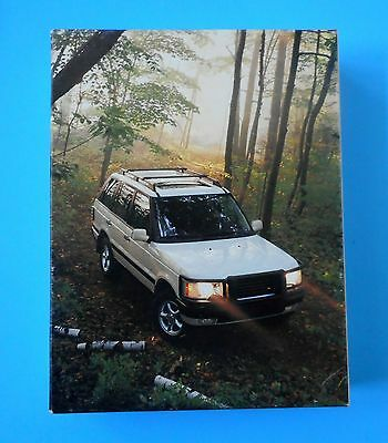 LAND ROVER promotional puzzle RANGE ROVER Brand New Sealed