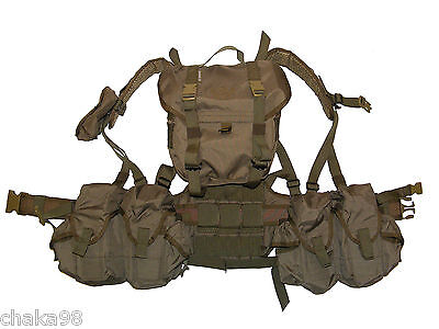 Russian Spetsnaz SMERSH AK Loadout by SPOSN-SSO Original OD green w/o VOG