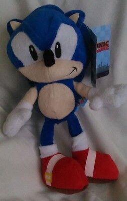 official sonic gift quality from sonic the hedgehog brand new with offical tags