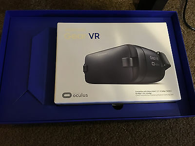 2 USA Samsung Gear VR 2016 Oculus Black for Galaxy Note 5 S7 S6 edge