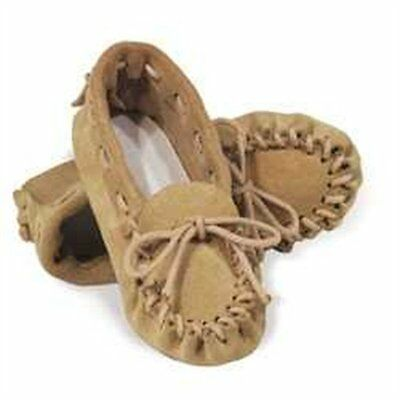 SCOUT MOCCASIN LEATHER KIT by TANDY - fits adult 12/13