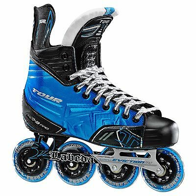 Tour FB-9 Pro Roller Hockey Skates Men Size 5-13