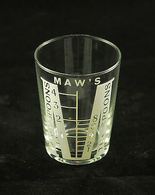 Vintage Maw's Measuring Cup
