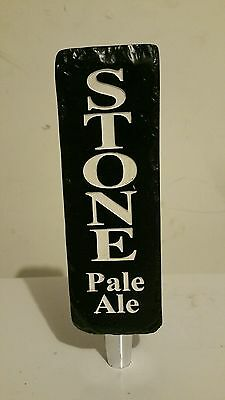 Stone Pale Ale Tall Beer Tap Handle San Diago Ca. IPA Bar Brewery Pub Craft Brew
