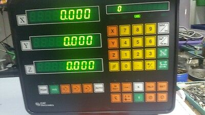 Mikronel 320 three axis Digital Readout