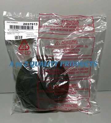 2 Bissell PowerForce & Helix Turbo Inner and Outer Filter Set 203-7913