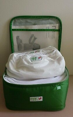 Mothercare Smart Nappy Starter Pack Size Large - Eco Friendly Washable Nappies
