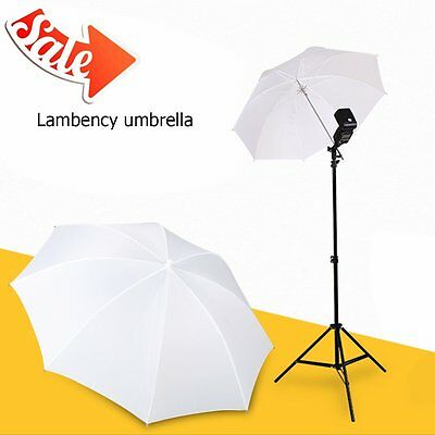 "Studio Photo Standard Flash Diffuser Translucent Soft Light  Umbrella 33"" FC"