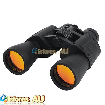 【AU】SAKURA 50mm Tube 10-180x100 Super Zoom HD Night Vision Binoculars Waterproof