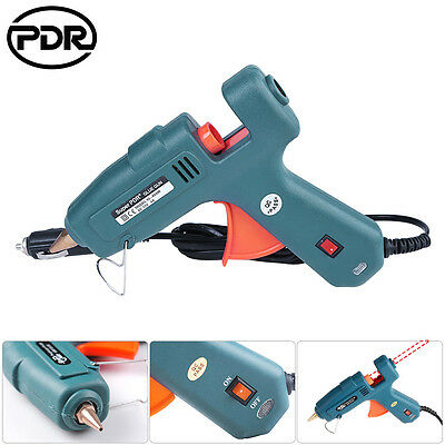 PDR Tools Paintless Dent Repair Removal Car Charger Heating Melt Glue Gun Set