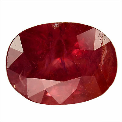 1.51 Ct. Quality Natural Padparadscha Sapphire With Glc Certify