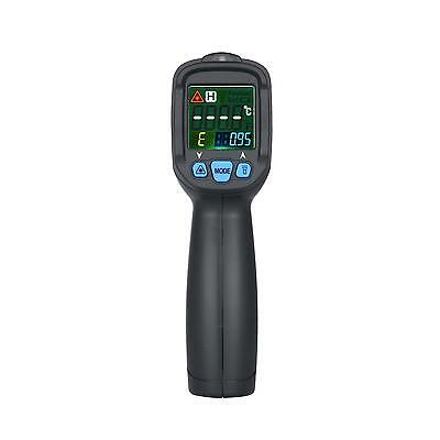 BTM21B LCD Digital Handheld Non-contact IR Laser Infrared Thermometer Color LCD