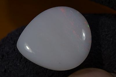 **HUGE OPAL** Australian Coober pedy Solid Natural Genuine Fire Opal 6.5 Carats