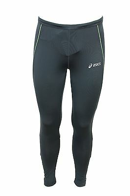 Pantaloni running grigi uomo Asics Tight Warrior