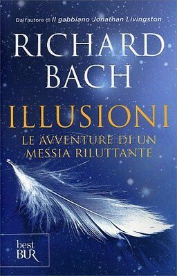 Libro Illusioni - Richard Bach
