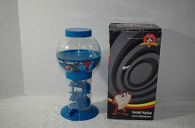 Taz Gumball Machine  Looney Tunes Tazmanian Devil  Original Packaging