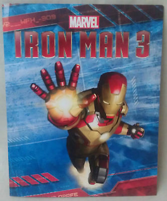 IRON MAN 3 stamp set in presentation folder 20 x 60c stamps MUH MNH