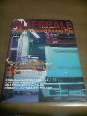 Lancia Delta Integrale Maintenance & Tuning book HF Evoluzione engine