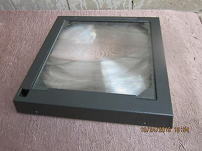 Top Glass + Fresnel Lens For Eiki Overhead Projector  3850A.Replacement Part