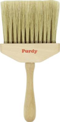 "Purdy 4"" Dust Brush Jamb Duster Pure Lillie Bristle"