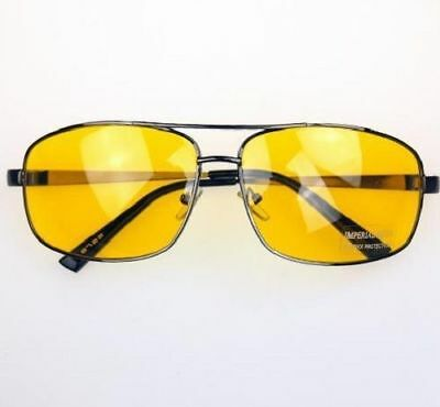 Night Driving Glasses Anti Glare Vision Driver Safety Sunglasses Eye wear Goggle