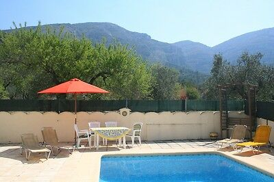 Costa Blanca Villa to let, Private pool. Sleeps 6, Stunning location.Wifi A/C