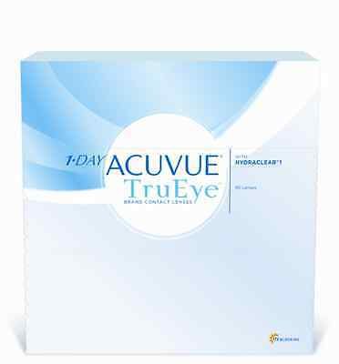 1 day Acuvue TruEye 90 lenti a contatto contact lens 1 day kontaktlinse