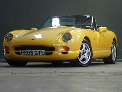 TVR Chimaera 4.0 Convertible 2d 3950cc ONLY 14K