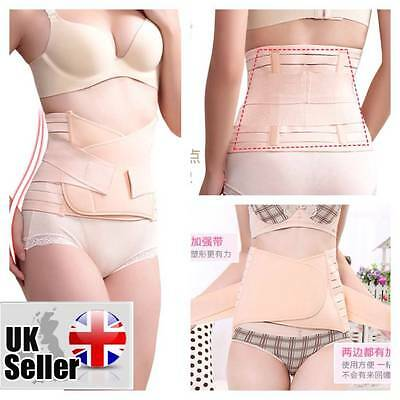 Uk Best Postpartum Post Natal Maternity C-Section Recovery Belt Wrap Girdle New