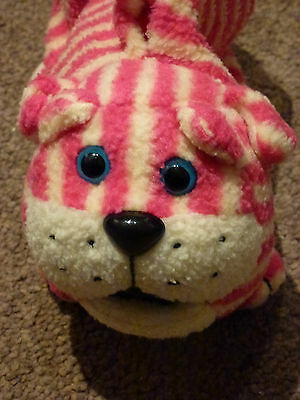 """Bag Puss Small Hand Bag Size Approx; 8"""" Long X 6"""" High Soft Toy"""