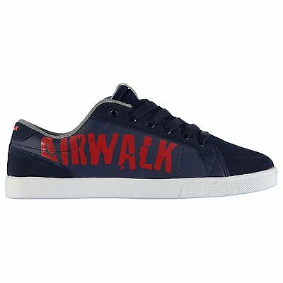 NEW Airwalk Gents Mens  Shoes Laced Skate Sports Sneakers Trainers 7-12 NEW