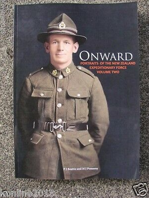 Onward Portraits of the New Zealand Expeditionary Force Vol. 2