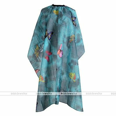 Pro Butterfly Adult Hair Cutting Cape Salon Hairdressing Gown Barbers Cloth