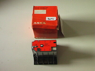 RVP160 1D 160A ASEA ABB relais thermiques thermal overload relay 100-160A
