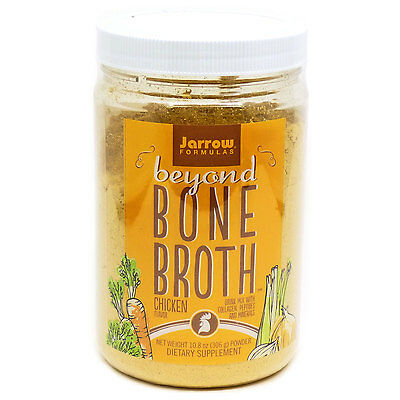 Beyond Bone Broth Chicken by Jarrow -10.8 Ounces