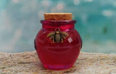LOVE HONEY For Love, Passion & Binding~ Organic Honey ~ Wicca Witchcraft Pagan