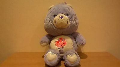 "Vintage Share 13"" Plush Care Bear 1985 Kenner"