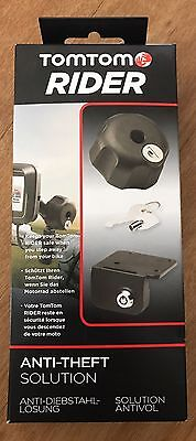 TomTom Rider Anti-Theft Lock solution (Motorcycle/ Motorbike GPS Accessory)
